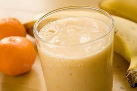 Image result for Смузи «Йогурт с бананом и апельсином»