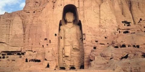 Бамианские статуи Будды, кот…