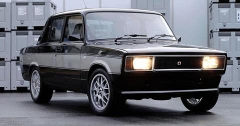 В Lada Riva вложили $188 000, превратив в эксклюзивный спортивный седан