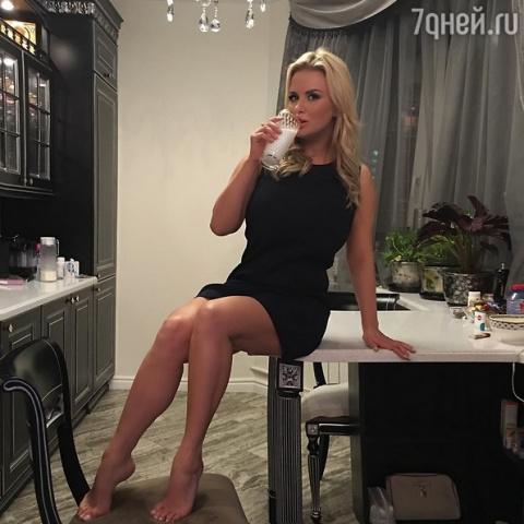 Анна Семенович раскрыла секр…
