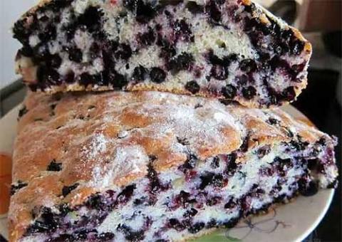 пирог замарашка