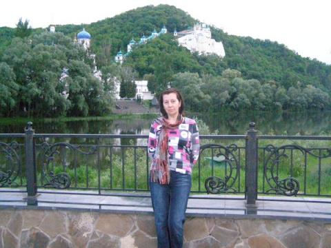 клавдия Атамановская