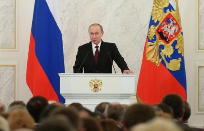 Послание Путина: Пушки вместе с маслом. Александр Роджерс