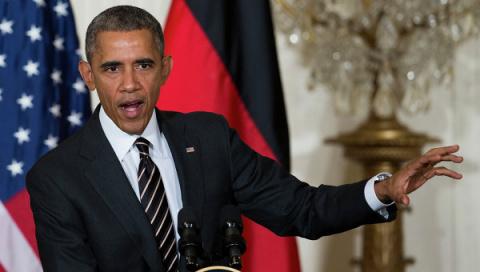 Обама возложил на Путина вину за последствия антироссийских санкций