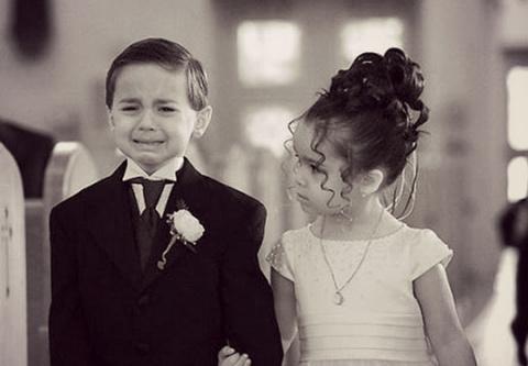 Дети говорят про свадьбу