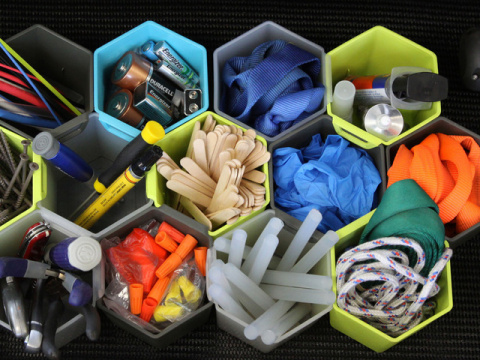 Модульная система организации пространства растет вместе с потребностями
