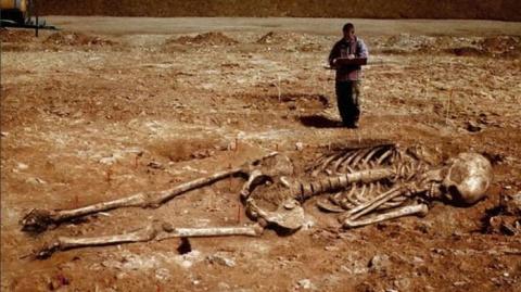 Люди-гиганты существовали!