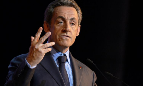 Саркози выступил против войны с Россией