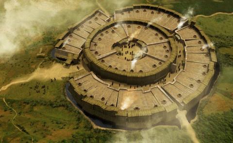 Аркаим — город-загадка в Ура…