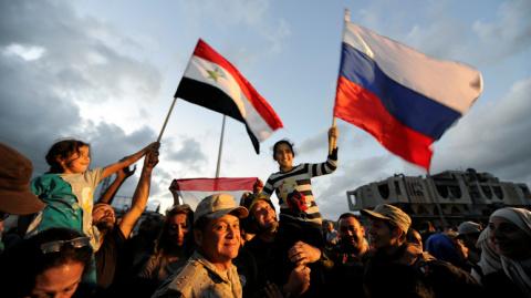Guardian: Россия и Сирия бли…