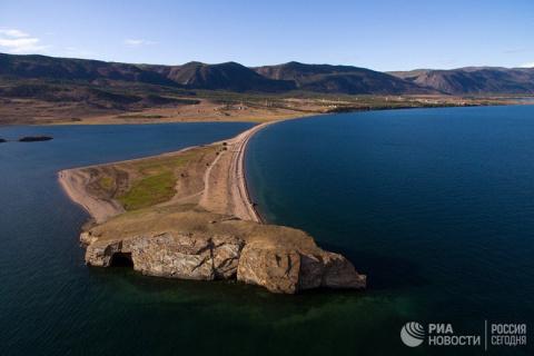Геологи прогнозируют раскол Евразии по озеру Байкал