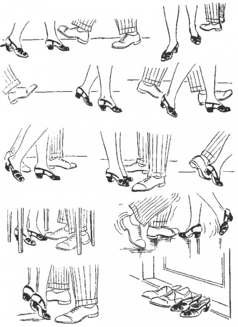 Карикатуры Херлуфа Бидструпа…
