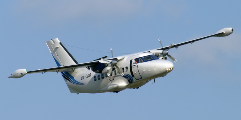 Чешский авиазавод УГМК увеличит выпуск самолетов на 12% и расширит штат