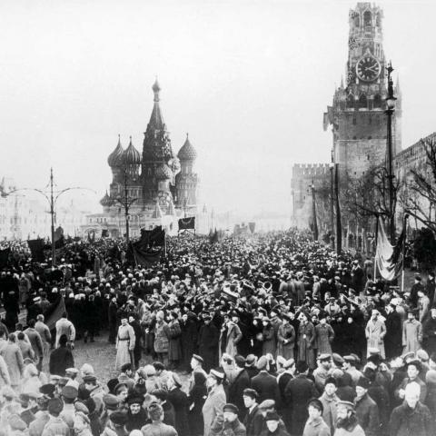 Смысл русских революций …