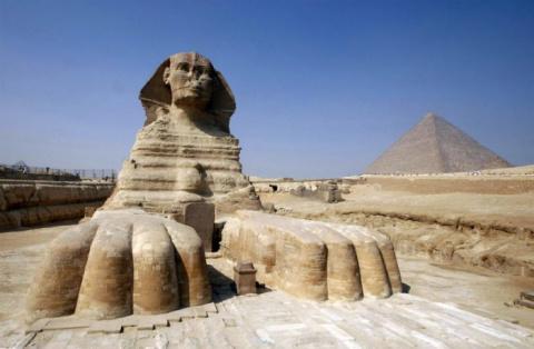 Египетские чудеса
