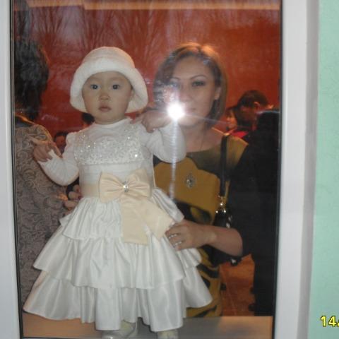 Наргиза Осмонбаева