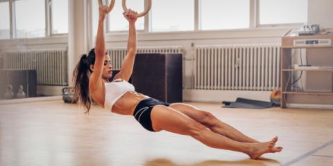 ПОХУДЕЙКА. Упражнения с собственным весом
