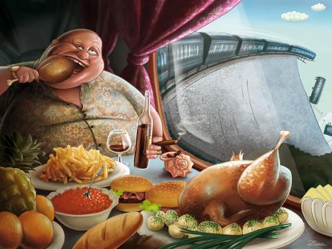 Культура медленной смерти: что же мы едим?