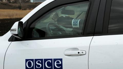 Представитель СММ: ОБСЕ внимательно следит за ситуацией в Донбассе