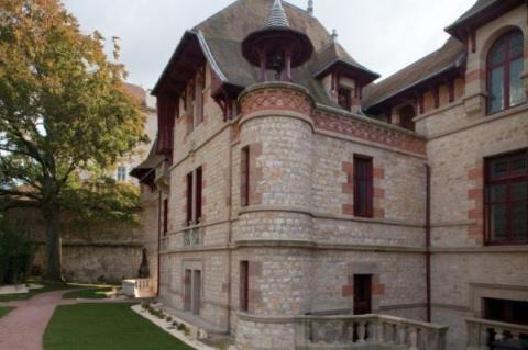Во Франции открыли дом, кото…
