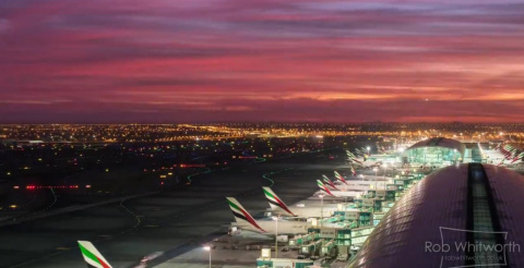 Волшебное очарование Дубая (видео)