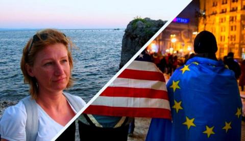 Украинка, уехавшая в Италию …