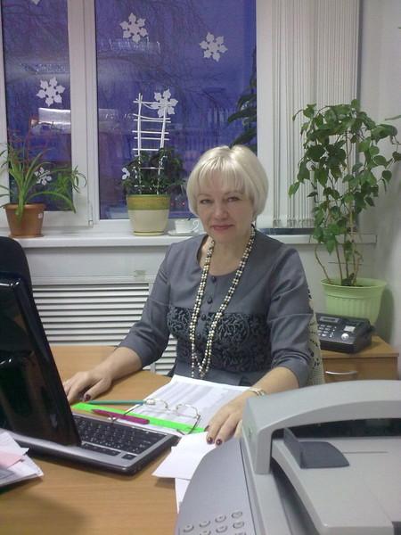 Елена Николаевна Масленникова