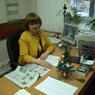 Людмила Тимофеева