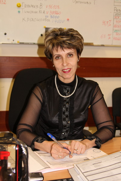Татьяна Миронович (личноефото)