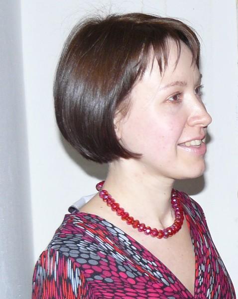 Марина Казымова