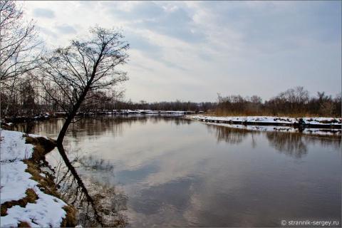 Дыхание весны - вода