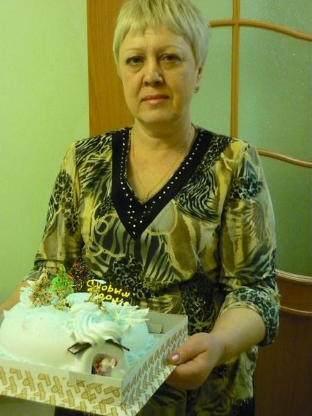 Елена Викторовна Кислякова (личноефото)