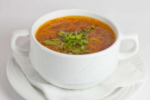 СУПНЫЙ ДЕНЬ. Лёгкие супы со свининой и овощами