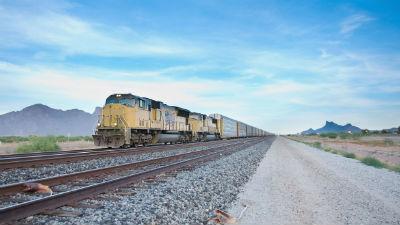 В США крушение поезда привел…