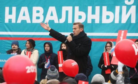 Навальный ответил Путину: Я …