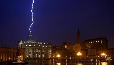Папа римский: зловещие пророчества
