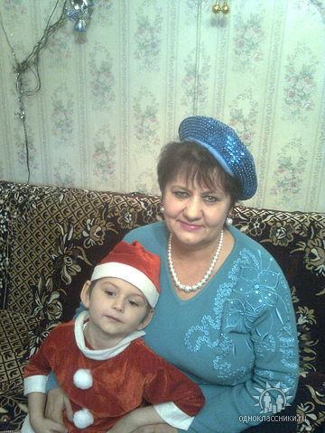 Галина Афанасьева (личноефото)