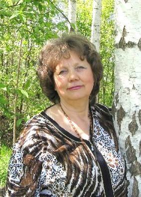 Антонина Волынкина