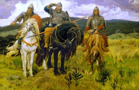 Русский народ и европейская цивилизация (сочинение ученицы 11-го класса)