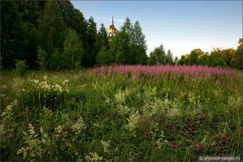 Очарование русской усадьбы