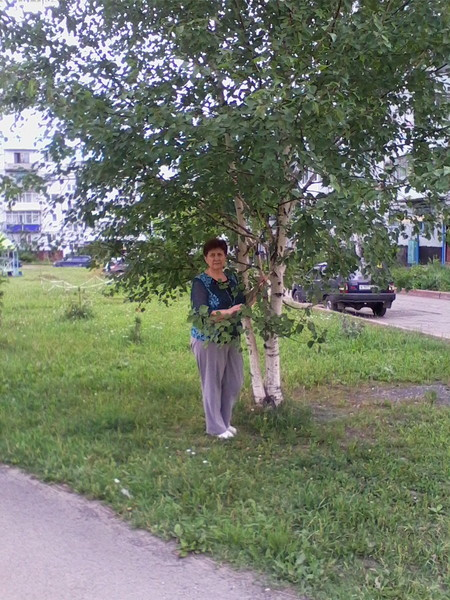 Валентина Заковоротная (Лазаренко)