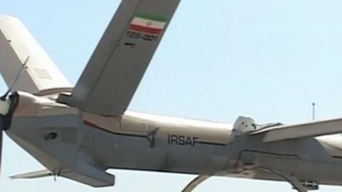 УЛЫБНИТЕСЬ, ВАС СНИМАЕТ БЕСПИЛОТНИК! Иран проник за «Железный купол»