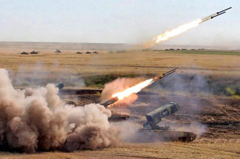 СМИ: огнемёт «Буратино» способен изменить ход военной кампании в Сирии