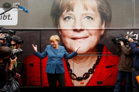 Никаких экспериментов: «Матушка» Меркель снова на коне. Сергей Мануков