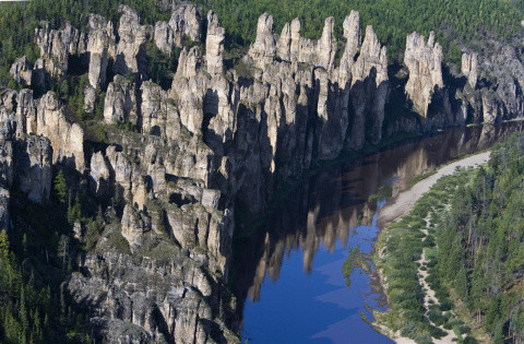 Удивительные места России, которые сразят вас своей красотой и экзотикой