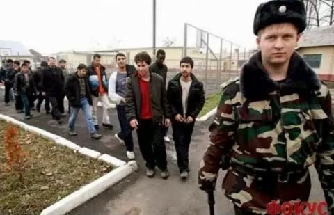 Граждане Грузии постепенно перебираются в Россию