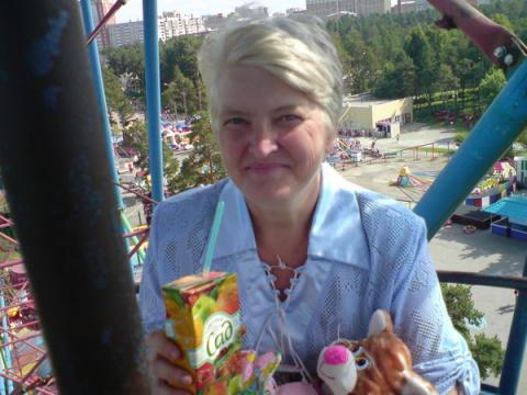 Ольга Мосина (личноефото)
