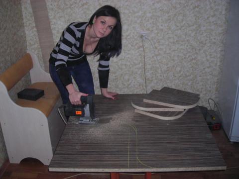 Супер стенка от Татьяны Веденской: мастер-класс