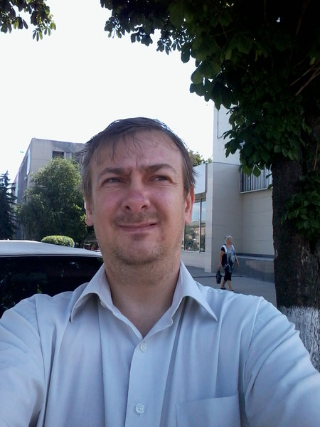 Михаил Луценко