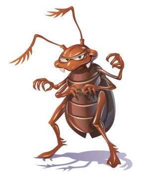 Челюсти тараканов оказались …
